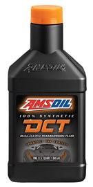 Synthetic Dual Clutch Transmission Fluid