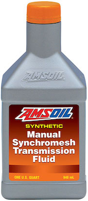 Manual Synchromesh Transmission Fluid 5W-30 (MTF)